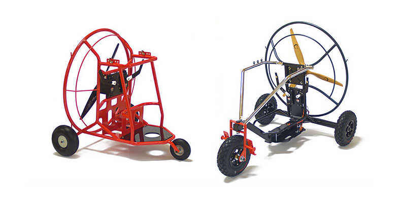 Building Services (Opale Paramotor Trike Assembly)