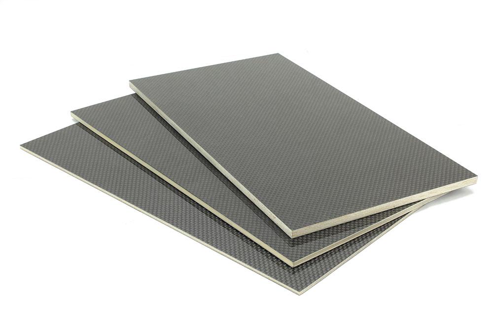 Carbon Fiber Balsa Plywood Core Sheets