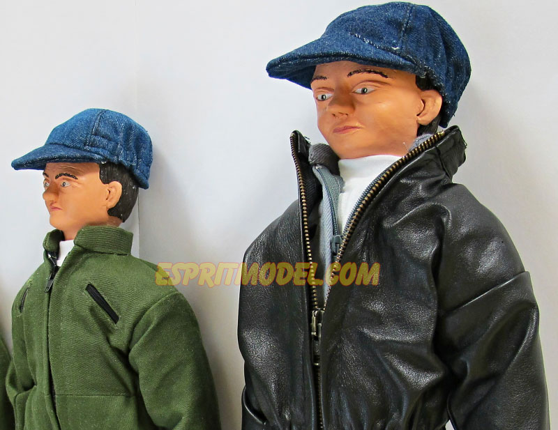 Pilots Full Body 1/4, 1/3 5, 1/3 Scale Military