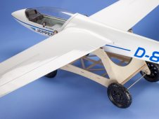 Takeoff Sailplane Dolly 1/3 Scale
