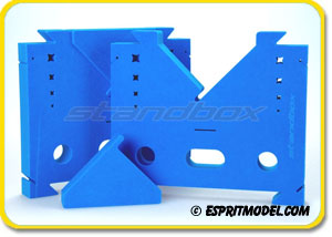 StandBox Replacement Fuselage Supports for AVI001 (2)