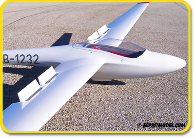 Glasflugel H-101 Salto (ARF) Super Scale