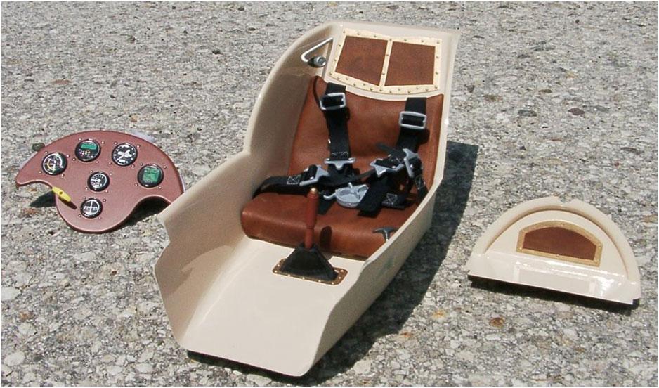Let Model Schempp Hirth Go 3 Minimoa Scale Sailplane Arf