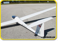 LET Model Ventus 2cx (ARF) Super Scale