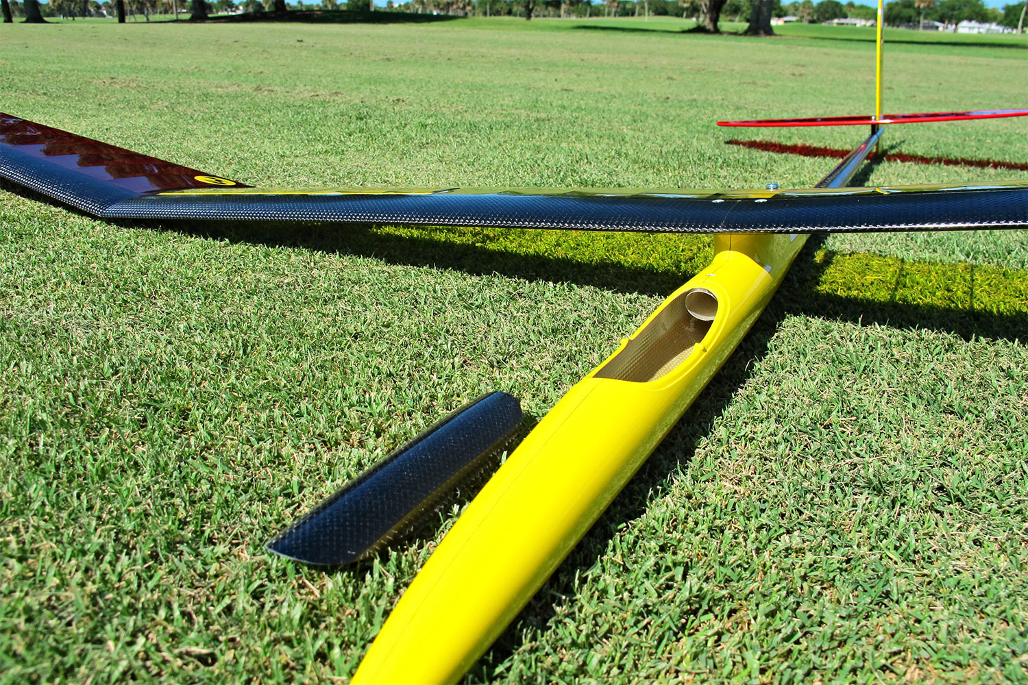 Pulsar 3 6S Pro Competition RES Sailplane (ARF)