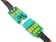 Multiplex Power Extension Harness 6'' (150mm)