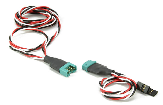 Servo Wire Harness with Multiplex Connector