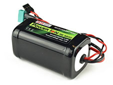 Jeti Receiver Battery Pack 5200mAh 7.2V Li-Ion Power RB