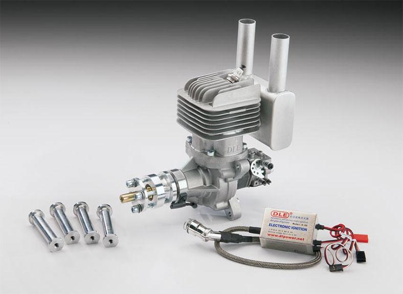 DLE-55cc RA Gasoline Engine