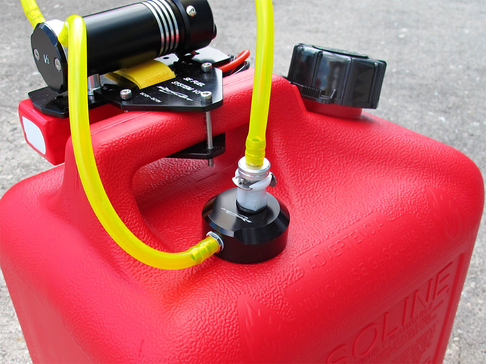 Fuel Jerry Can Refueling Cap System W Fittings V3