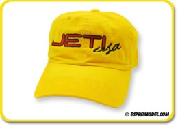 T-Shirt Yellow Jeti USA