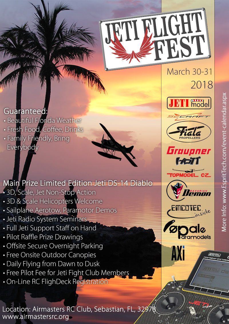 Jeti Flight Fest