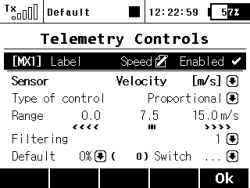 Jeti DS/DC-16 Telemetry