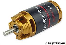 AXi 46 2830/10 Outrunner Brushless Motor V2 (Long)