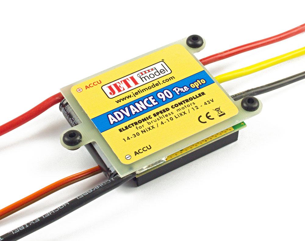 Jeti Advance 90 Pro Opto Brushless ESC