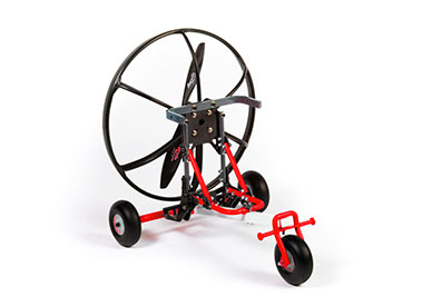 Paramotor Backpack M3 Landing Gear Set