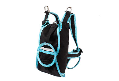 Opale Replacement Skydiver Parachute Harness (Blue)