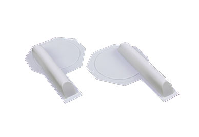 Servo Fairings/Covers Plastic 55mm (2)