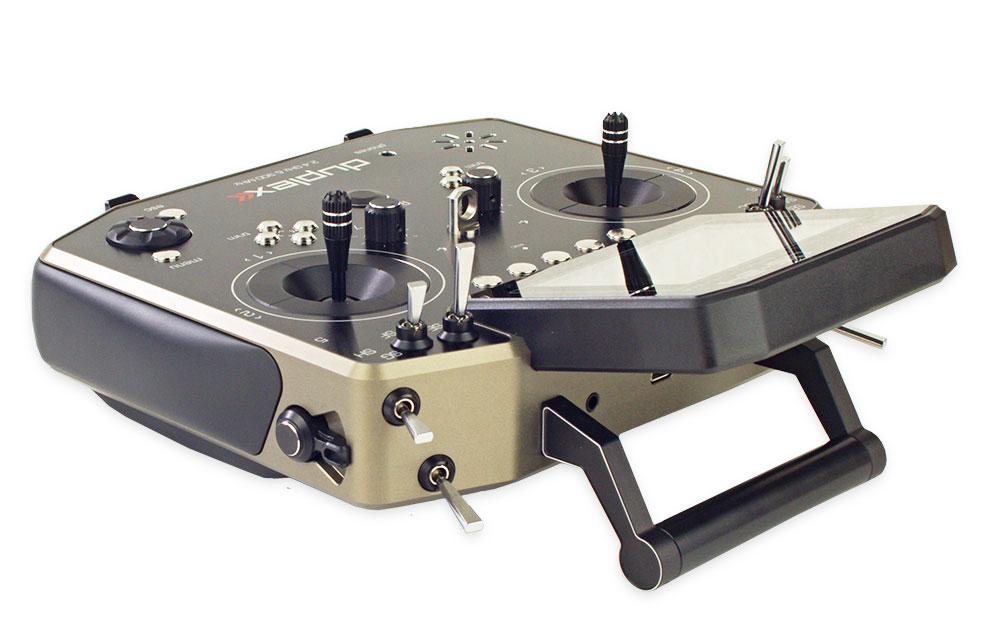Jeti Duplex DS-24 2 4GHz/900MHz w/Telemetry Transmitter Only Radio