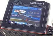 Jeti Duplex DC-24 2.4GHz/900MHz w/Telemetry Transmitter Only Radio