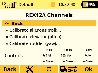 Jeti Duplex EX R7 REX Assist 2.4GHz Receiver w/Telemetry, Stabilization