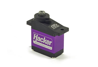 Hacker Ditex EL 0315M Micro 6V Digital Servo (12mm)