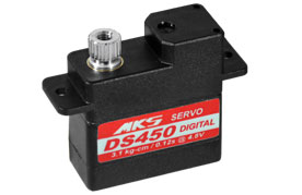 MKS Ds450MG Thin Digital Servo