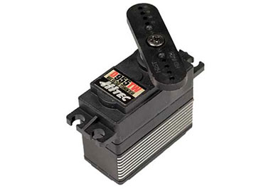 Hitec D955TW D-Series High Torque Titanium 7.4V Digital Servo