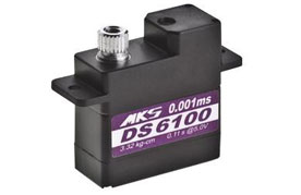 MKS Ds6100 Thin Digital Servo (DLG/F3X)