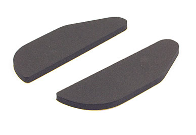 Jeti Transmitter Tray DC-16 Carbon Foam Pads