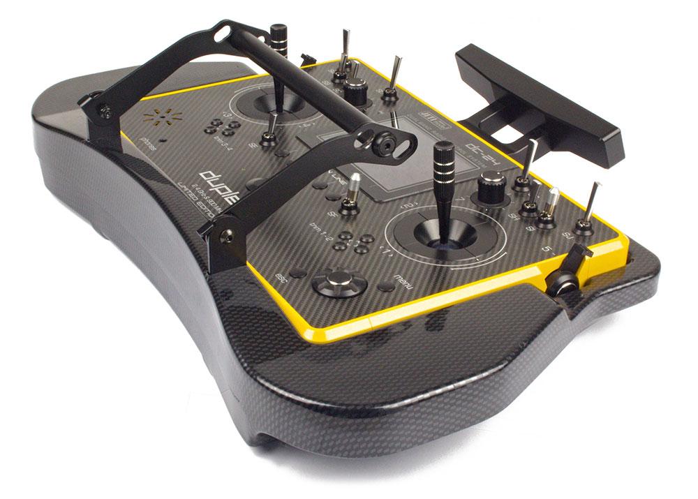 transmitter tray jeti