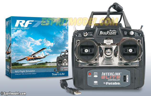 Great Planes RealFlight 7.5 RC Flight Simulator