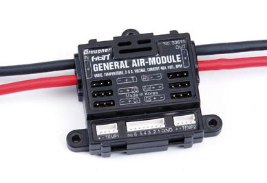 Graupner HoTT Telemetry Module Air 2-6S