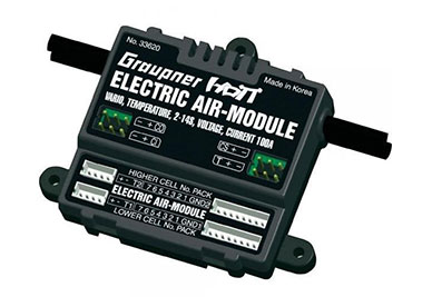 Graupner HoTT Telemetry Module Electric 2-14S