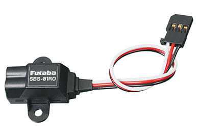 Futaba Telemetry Sensor Optical RPM SBS-01RO