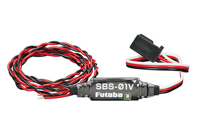 Futaba Telemetry Sensor Voltage SBS-01V