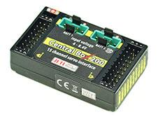 Jeti Central Box 200 Power Distribution Unit w/Magnetic Switch