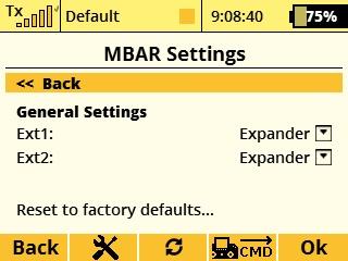 MBar (Gear Failsafe Unit) - ZedJet