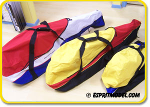 Helicopter Carry Bag (Fits 500e)