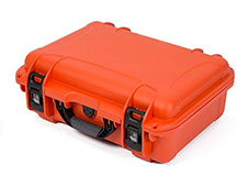 Transmitter Hard Case Water, Dust, Crash Proof (Type 25) Orangek