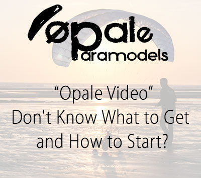 Don't Know What to Get and How to Start? (Introduction to the World of Opale Paragliders)