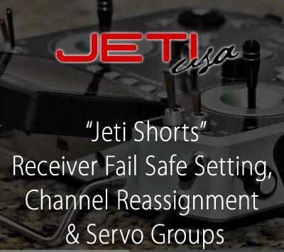 Receiver Fail-Safe Setting
