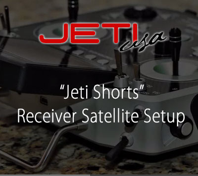 Receiver Satellite Setup