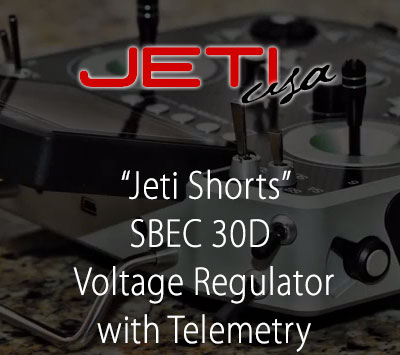 SBEC 30D Voltage Regulator with Telemetry