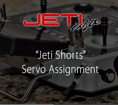 Servo Assignment