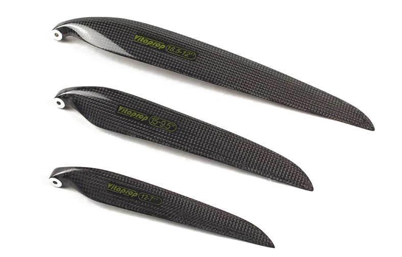 Vitaprop Carbon Fiber Folding Propellers