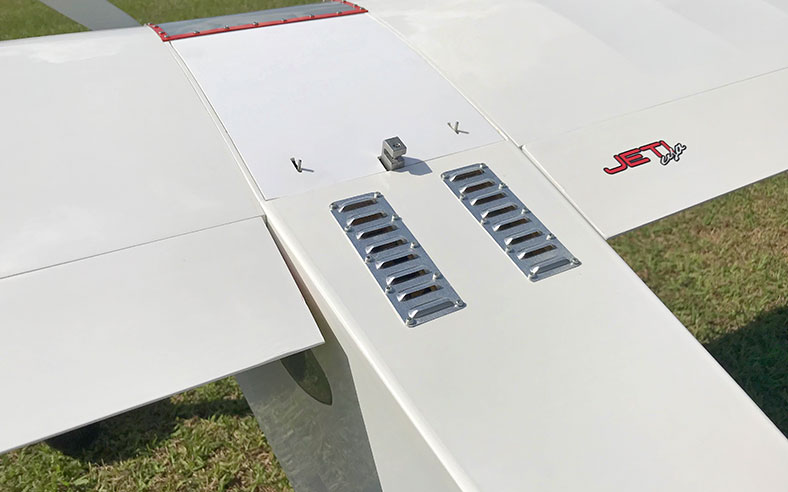 Cooling Vent Covers/Louvers Aluminum