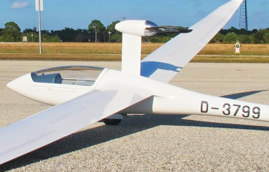 Sailplane Power Pod Launching System