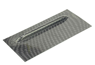 Servo Fairing/Cover Carbon Fiber