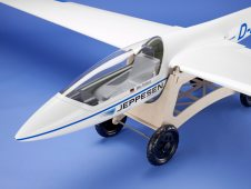 Takeoff Sailplane Dolly 1/4 Scale